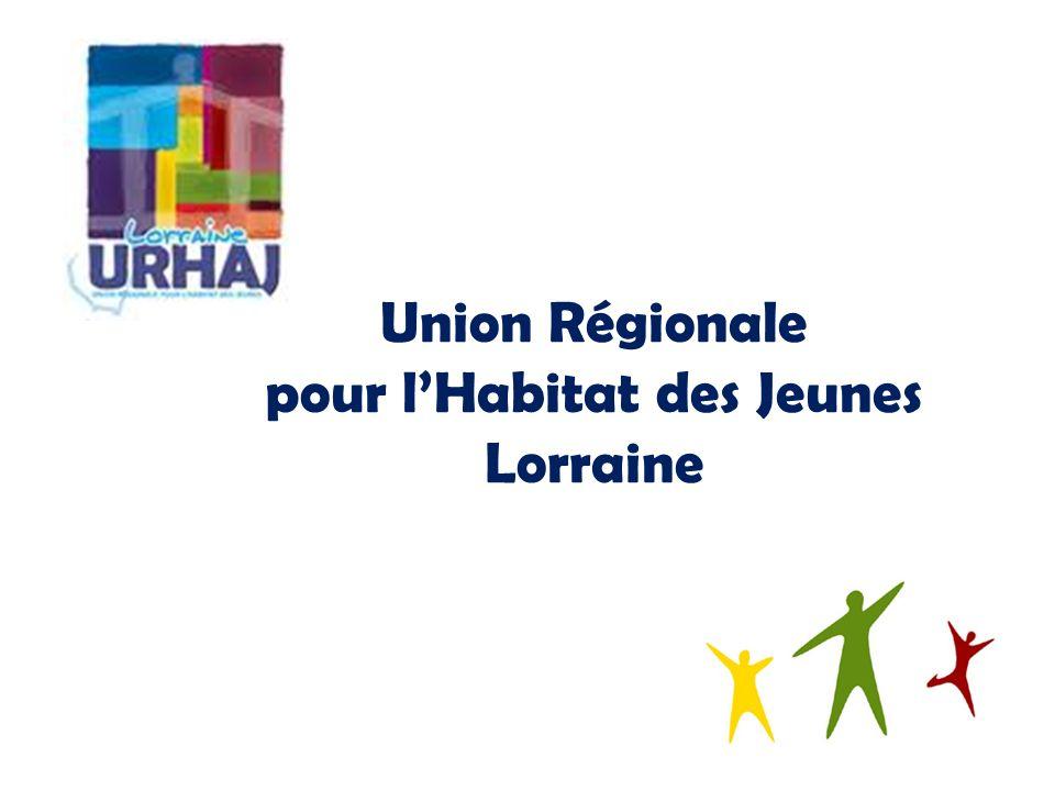 Union Régionale pour lHabitat des Jeunes Lorraine