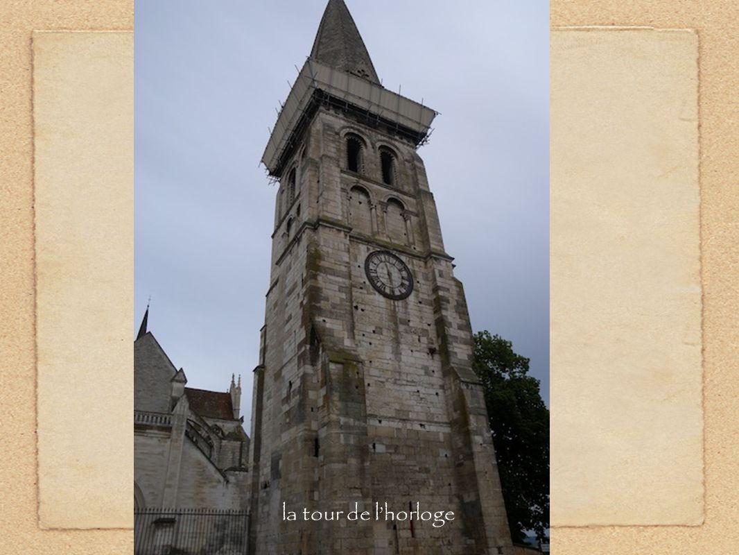 la tour de lhorloge