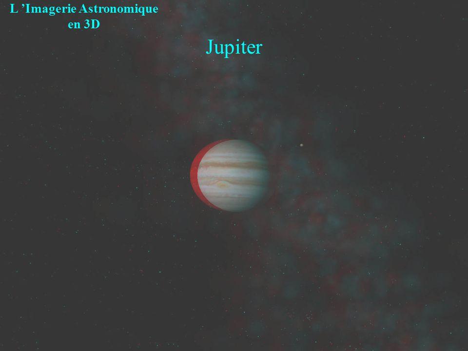 Jupiter L Imagerie Astronomique en 3D