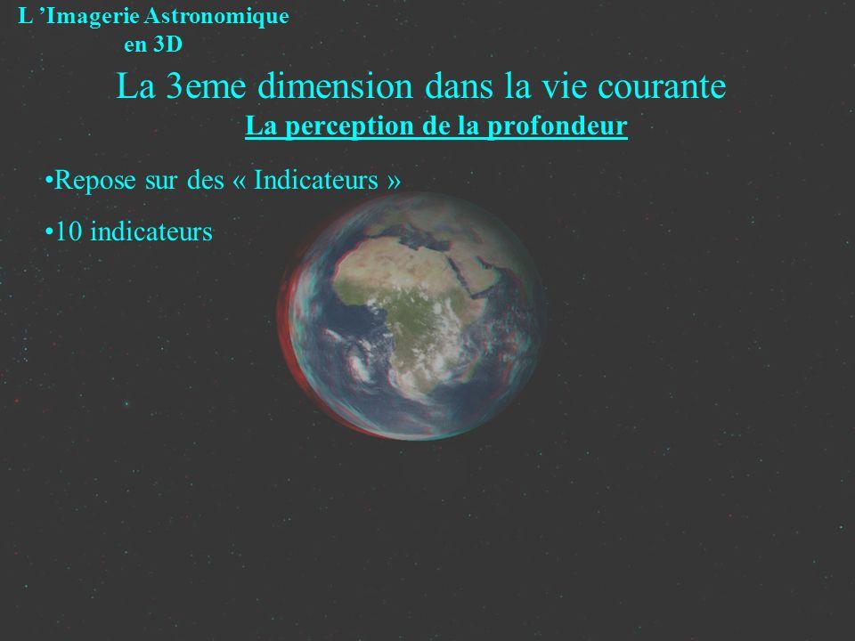 Le traitement StereoVue (Gilbert Grillot) L Imagerie Astronomique en 3D 100% Français