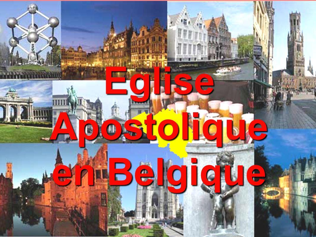 Coordonnées: Président : Pasteur Albert LECLERCQ 990 Chaussée dAlsemberg B-1180 UCCLE +32 2 376 45 74 info@apostolique.org www.apostolique.org BE09 3101 3634 0357 BIC BBRUBEBB