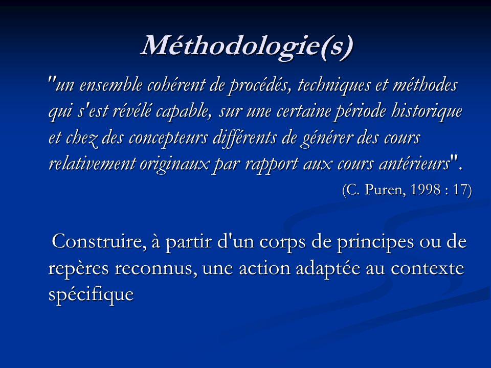 Une conception de ressources qui influence le mode d enseignement .
