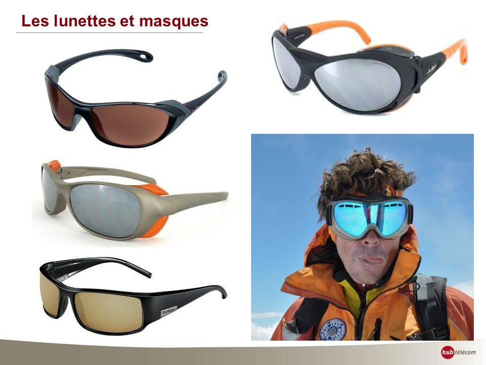 98 Les lunettes et masques