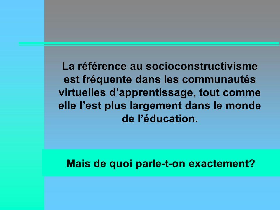 Épistémologie Socioconstructivisme Piaget Psychologie Psychologie du développement Constructivisme Courants sociocognitifs Vygotsky Psychologie cognitive
