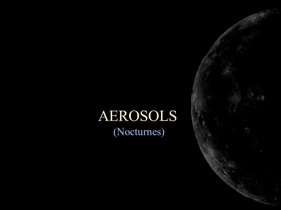AEROSOLS (Nocturnes)