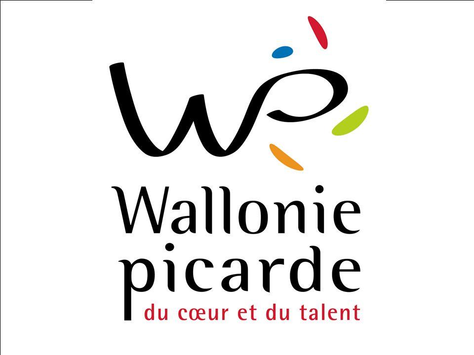 Le contenu des axes stratégiques Un emploi de qualité pour le plus grand nombre est le premier objectif du développement de la Wallonie picarde.