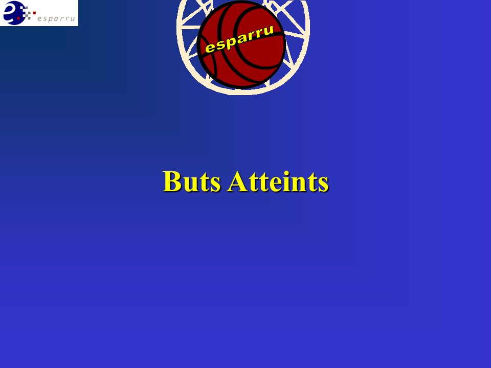 Buts Atteints