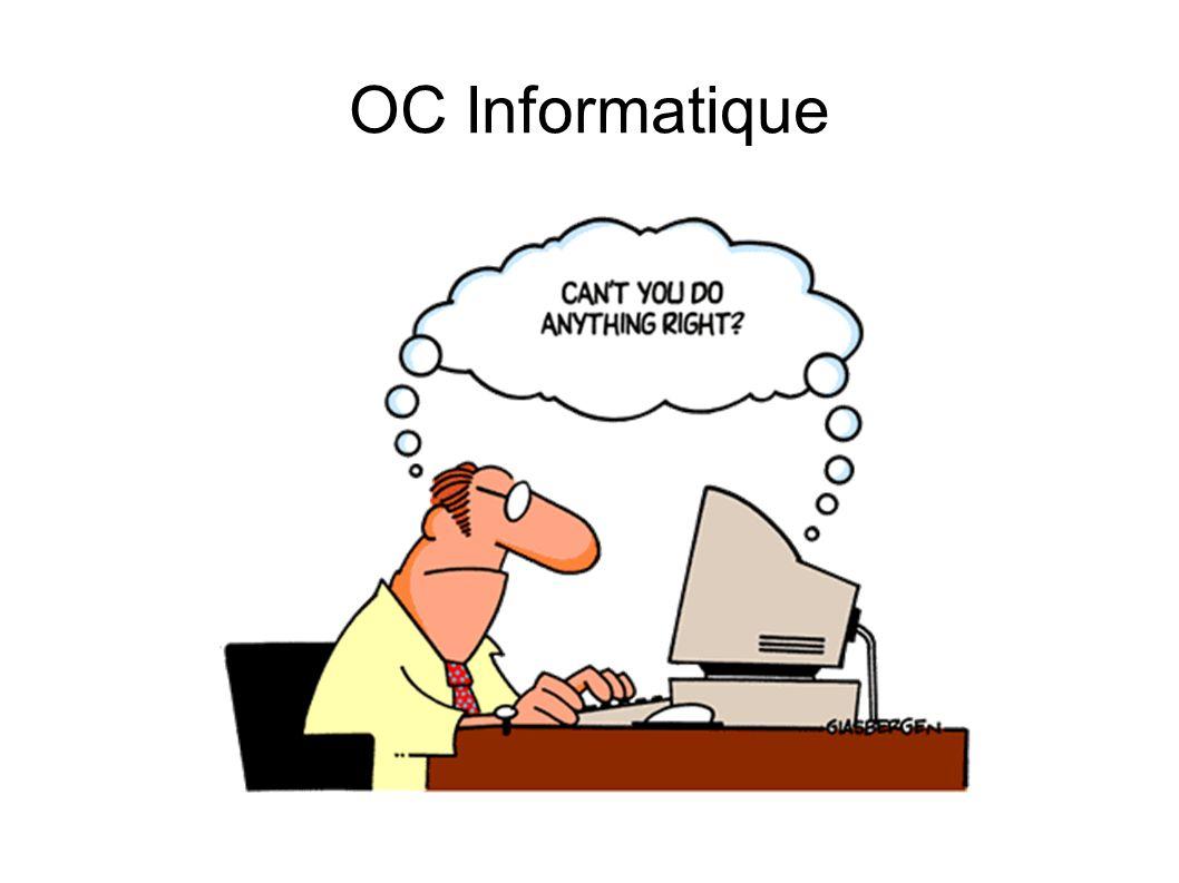 OC Informatique
