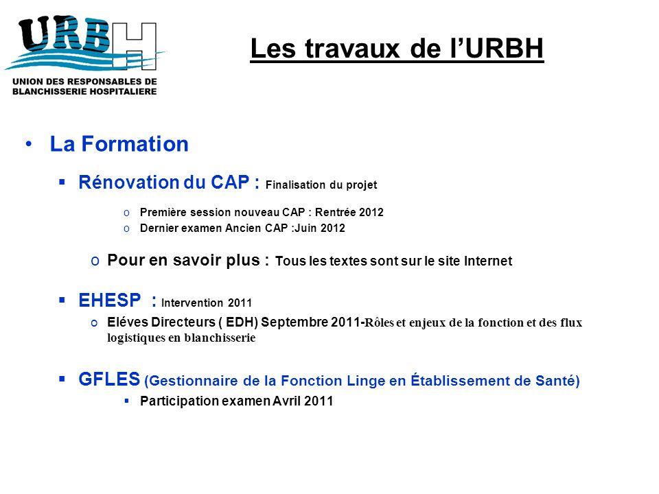La Formation Rénovation du CAP : Finalisation du projet oPremière session nouveau CAP : Rentrée 2012 oDernier examen Ancien CAP :Juin 2012 oPour en sa