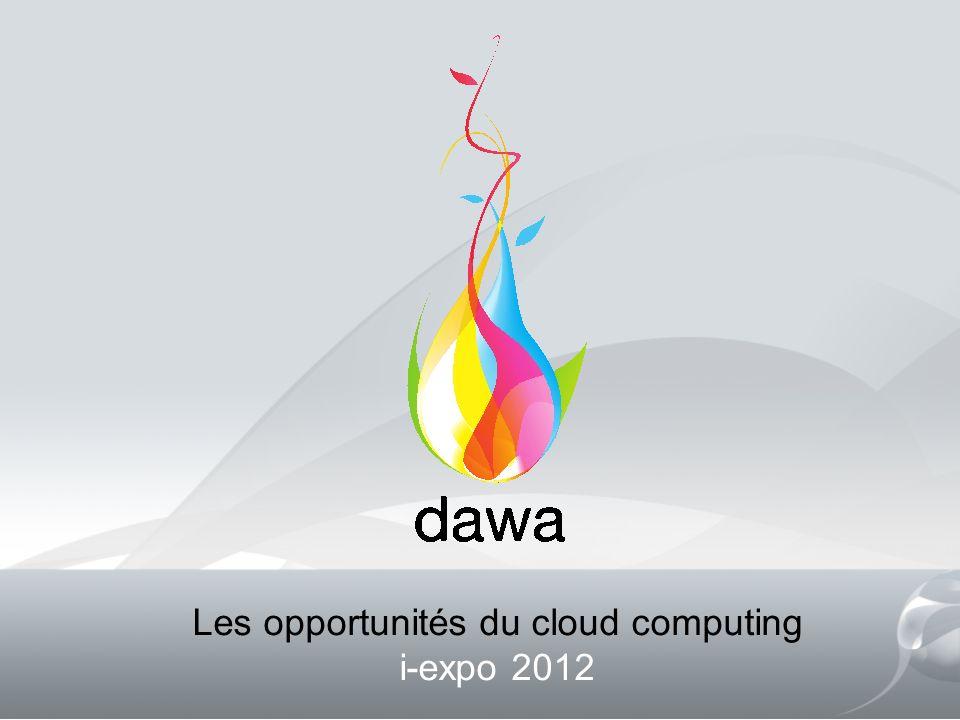 Les opportunités du cloud computing i-expo 2012