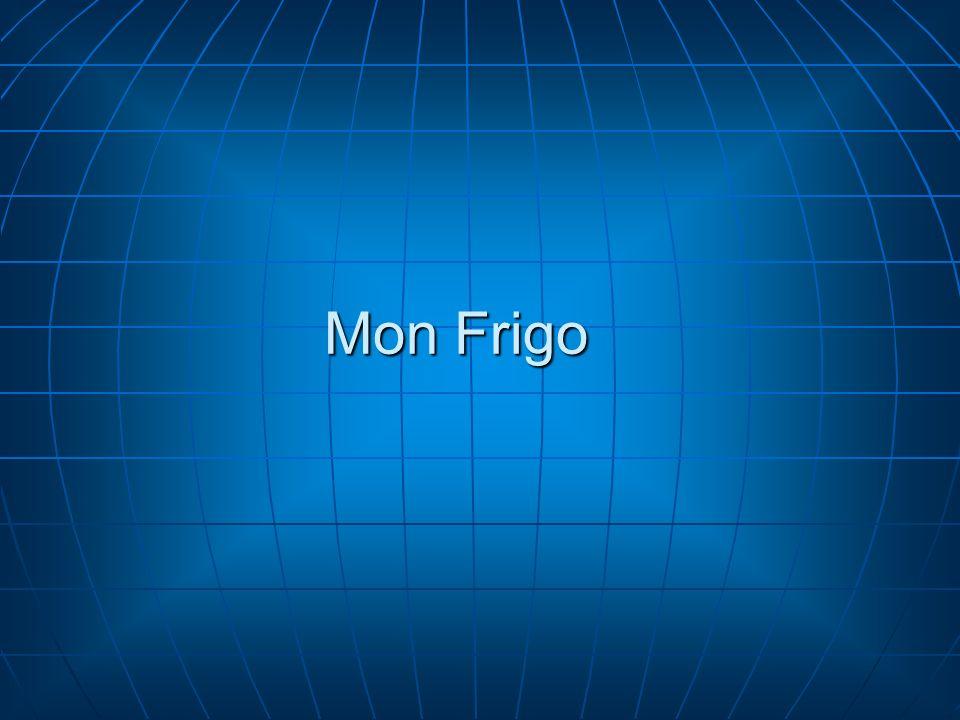 Mon Frigo