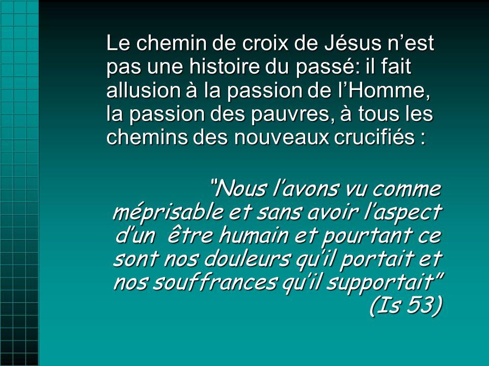 La passion et la mort de Jésus nont pas pour destinée le tombeau, mais la résurrection.