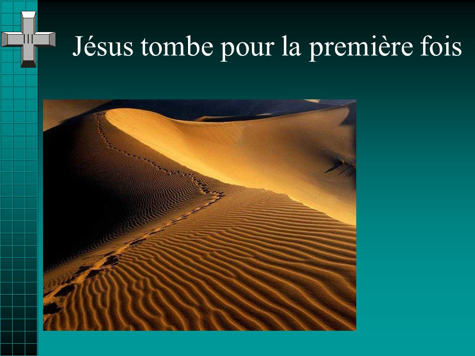 Jésus console les femmes de Jérusalem