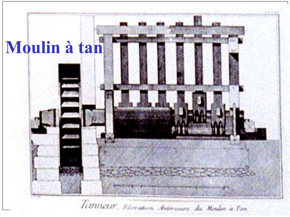 Moulin à tan
