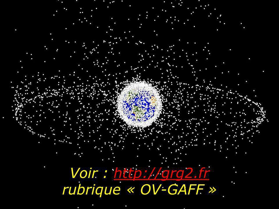 Journée OV à l'OCA, :), mai 2009 Voir : http://grg2.fr rubrique « OV-GAFF »http://grg2.fr