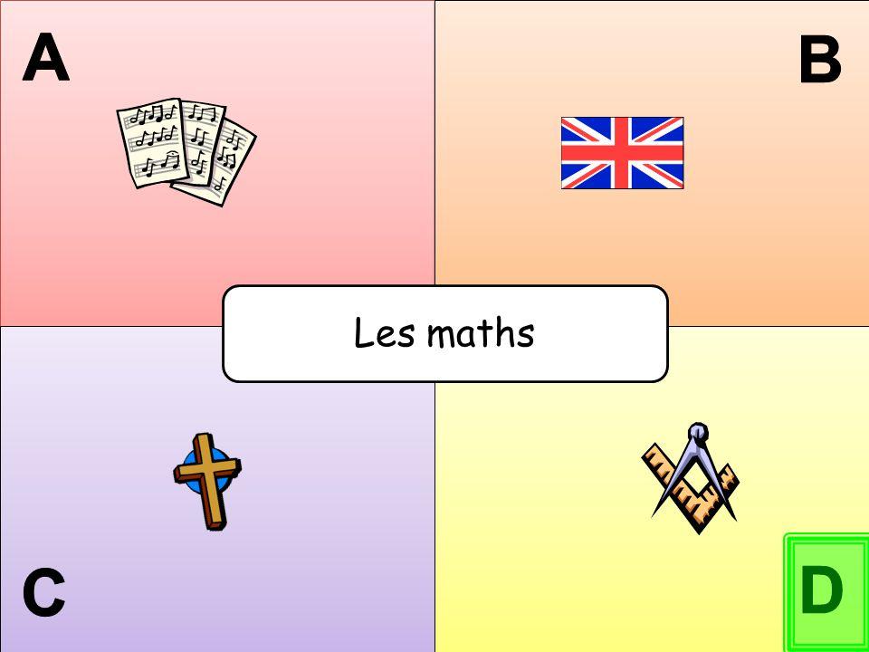 Les maths