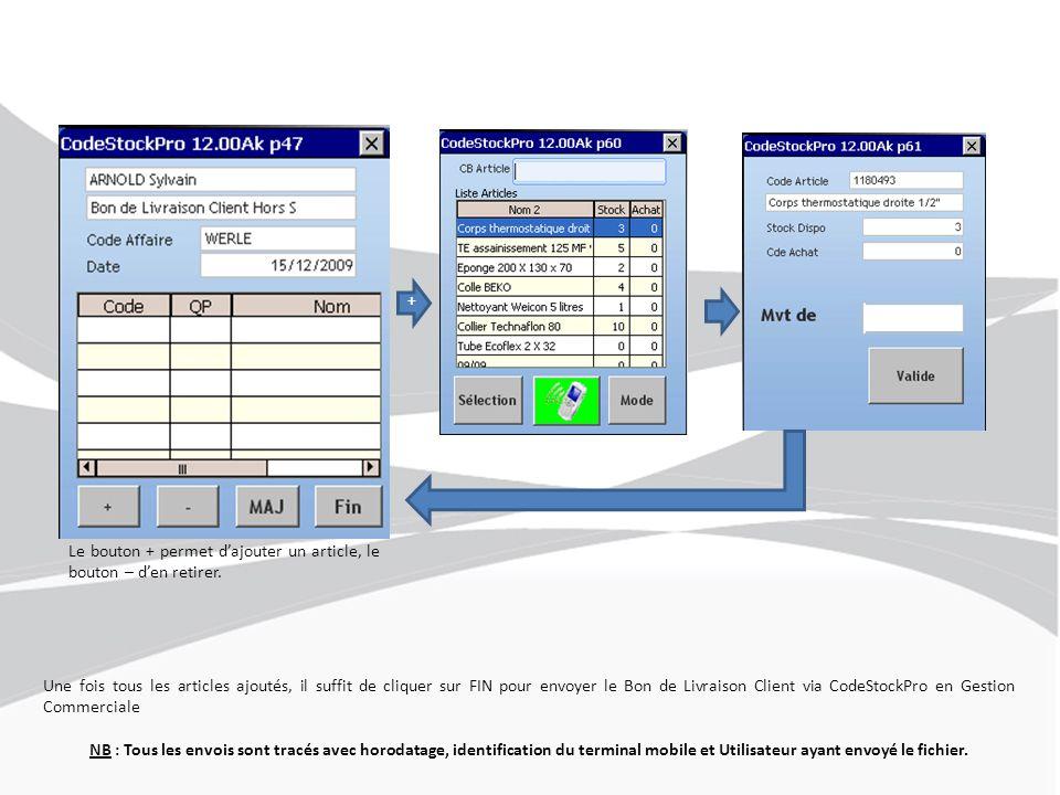 Menu Préparation Commande Clients : Ventes La Liste des commandes s'affiche automatiquement.