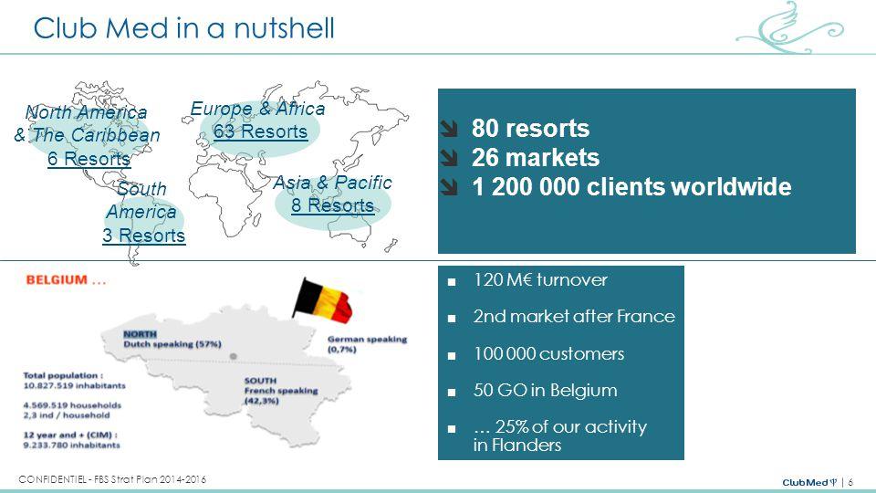 17 CONFIDENTIEL - FBS Strat Plan 2014-2016 3 creative cases (Flanders)