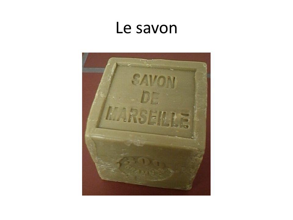 Le savon