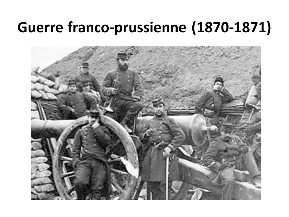 Guerre franco-prussienne (1870-1871)