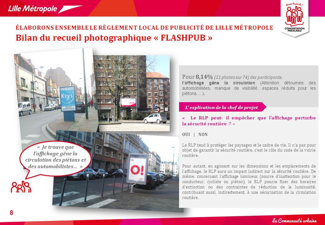 9 1.POUR VOUS INFORMER : Des articles sont publiés régulièrement dans les supports de communication et sur le site internet de Lille Métropole.