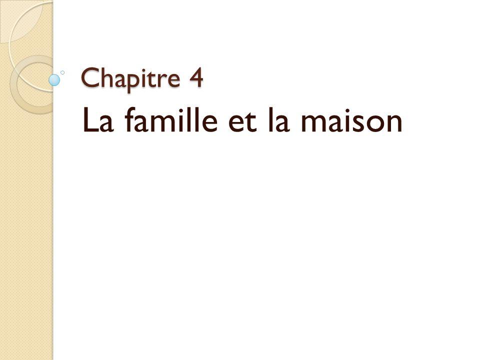 D'autres adjectifs Most French adjectives follow the noun.