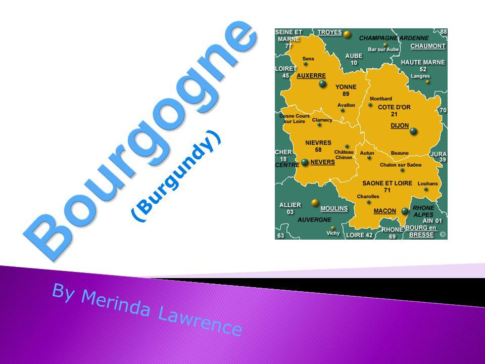  Bourgogne est place en l'est-central au France.La capitale de la région est Dijon.