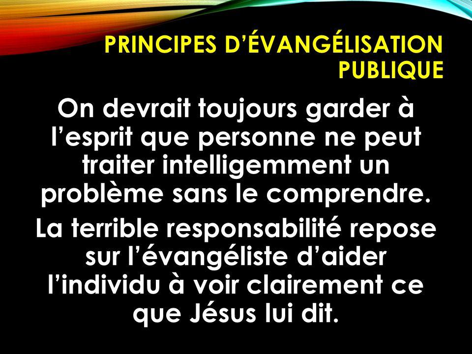 QUE L'ECRITURE PARLE Ex.20:3-17 s'accoutumer au Dix Commandements.
