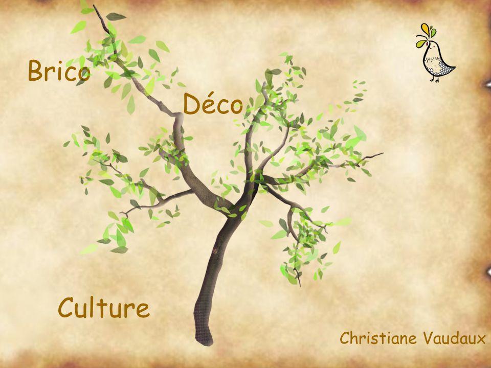 * Son Principe : - Evoquer les saisons, les fêtes - S'évader le temps de la création en apportant à l'intérieur de la maison « Dame Nature ».