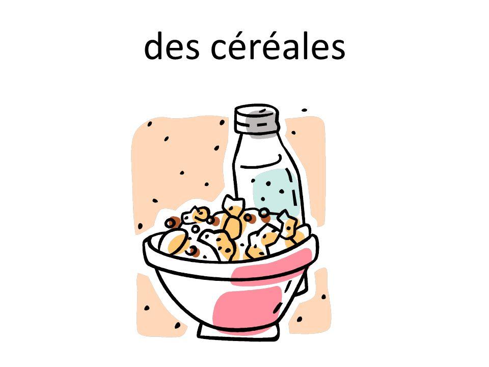 du lait