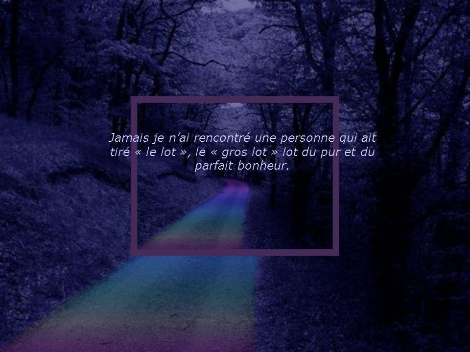 Et cela dépend de chacun.J'ai déjà rencontré pas mal de gens infiniment différents entre eux.