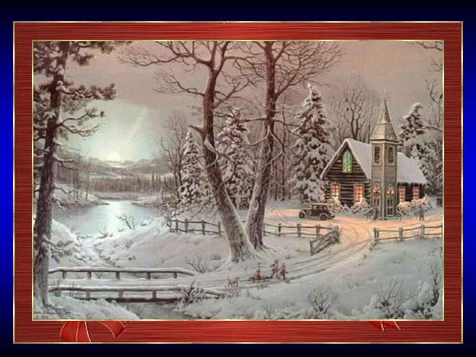 Ils vous sourient et crient leur joie Lorsqu'ils découvrent leurs cadeaux! Au pied du sapin, un paquet pour chacun, Cette année encore, le bonheur est