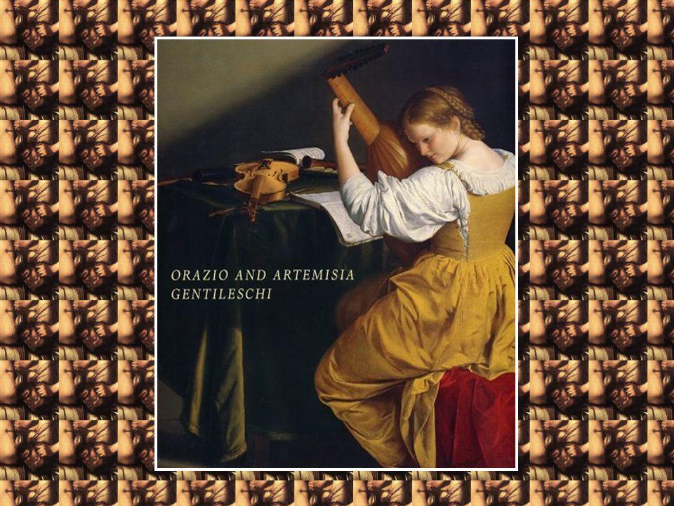 Artemisia Lomi Gentileschi (née le 8 juillet 1593 à Rome, morte à Naples vers 1652) est une peintre italienne de l école caravagesque Vivant dans la première moitié du XVII e siècle, elle reprend de son père Orazio la limpide rigueur du dessin en lui rajoutant une forte accentuation dramatique héritée de l œuvre du Caravage et chargée d effets théâtraux.