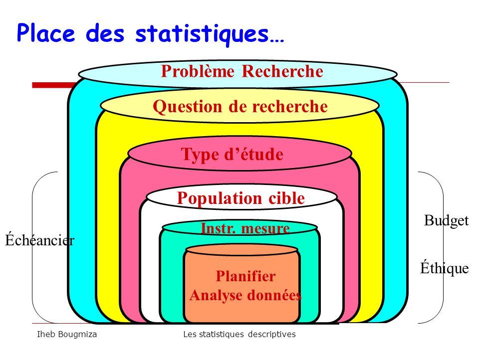 Iheb BougmizaLes statistiques descriptives2