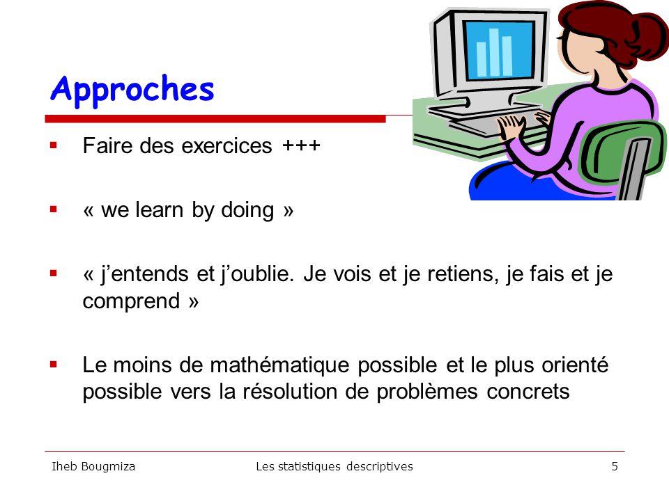 Iheb BougmizaLes statistiques descriptives4