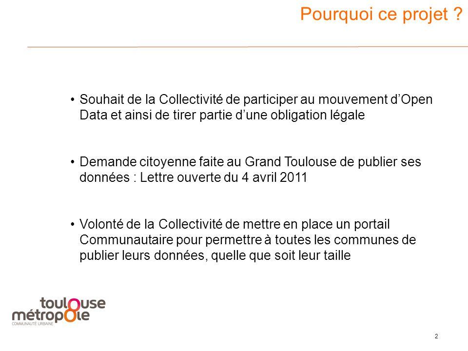13 3 Besoin d'impliquer les Communes de Toulouse Métropole Aller au-delà de ce qui est déjà publié pour assurer le succès de l'opération.