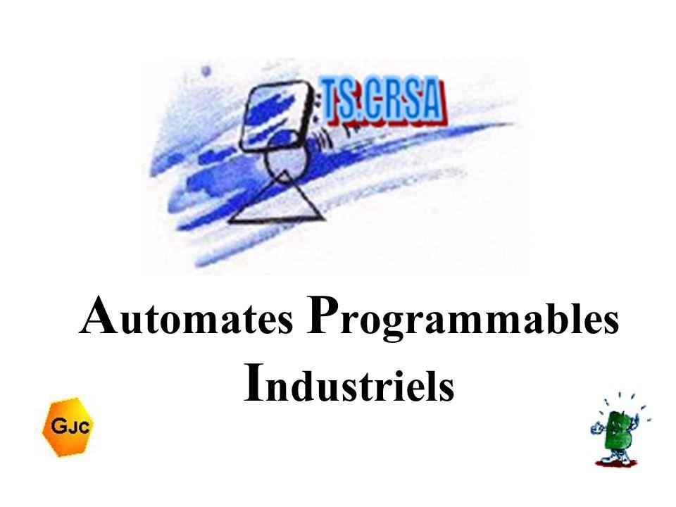 Structure d'un A.P.I SM322 DO 16xREL AC 120/230V24V 322-1HH01-0AA0 Configuration avec un atelier logiciel