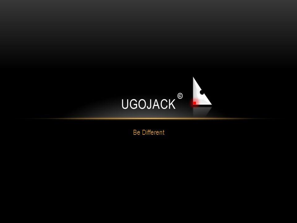 Be Different UGOJACK ©