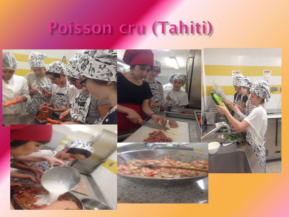 Poisson cru (Tahiti)