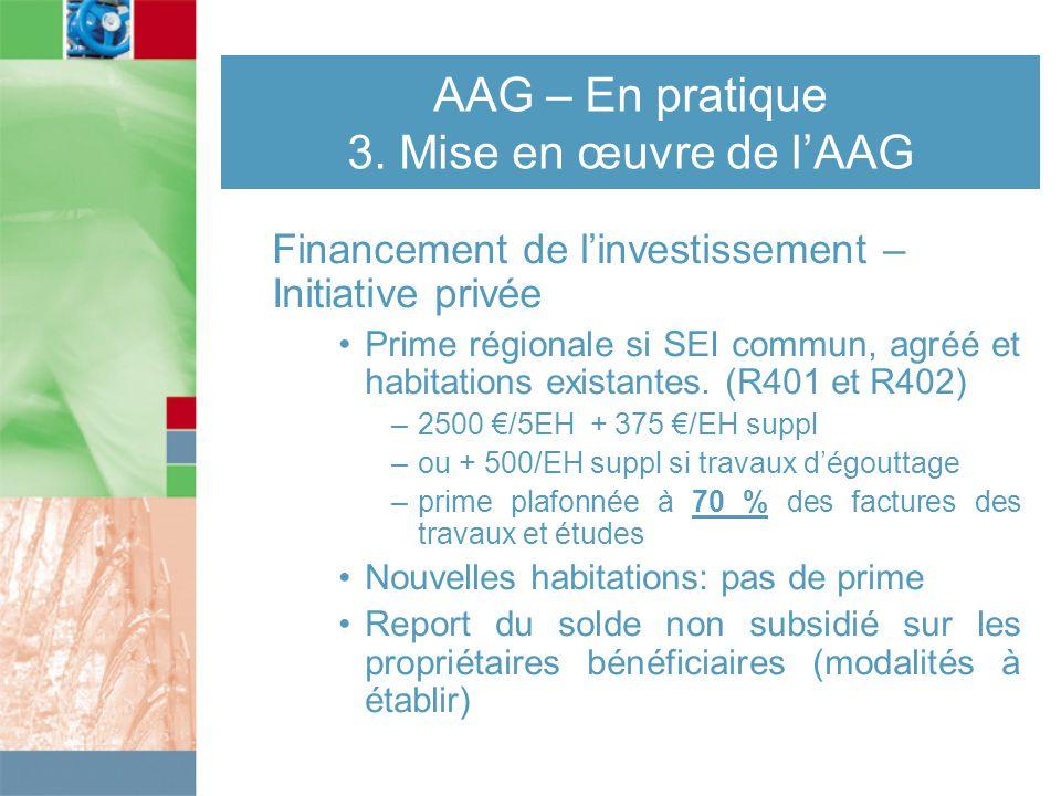 AAG – En pratique 3.