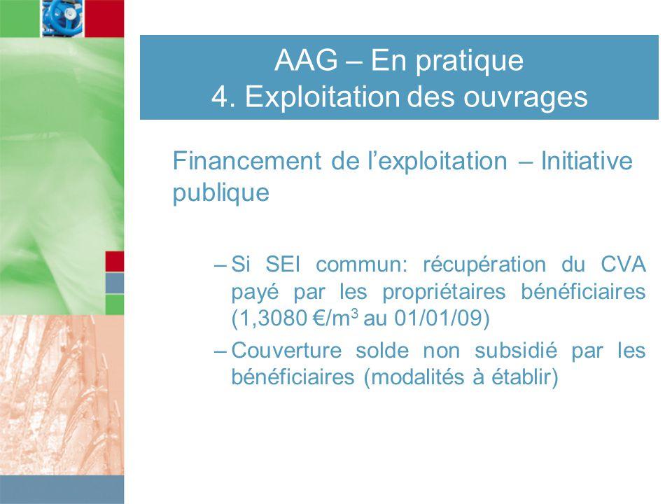 AAG – En pratique 4.