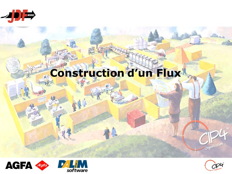 Construction d'un Flux