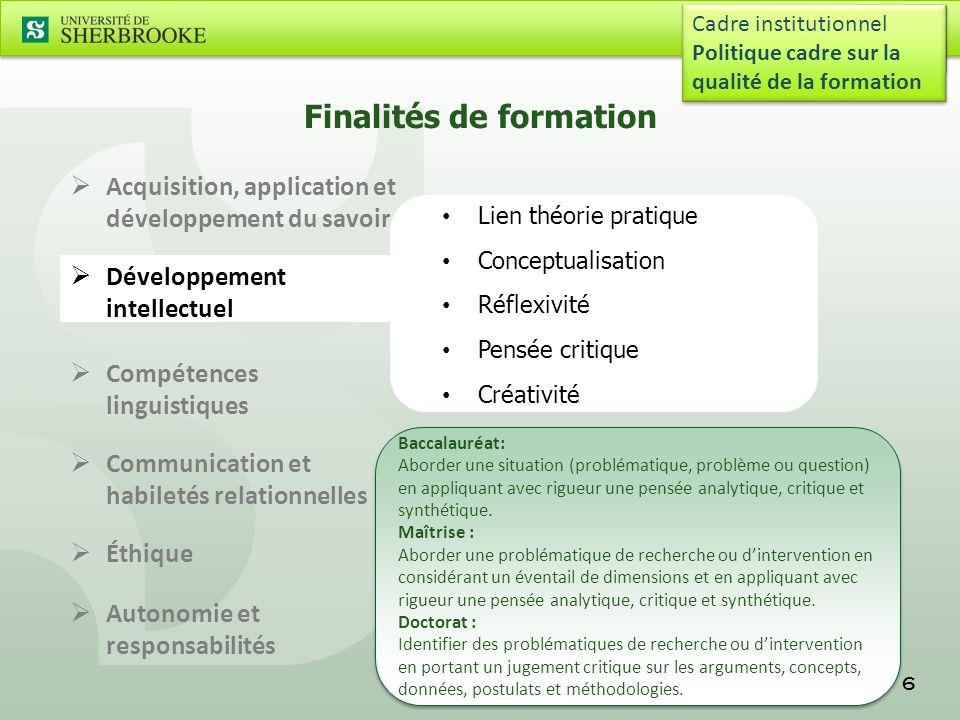 Ouvrir les formations à la pratique professionnelle par des ACTIVITÉS COMPLÉMENTAIRES 1.