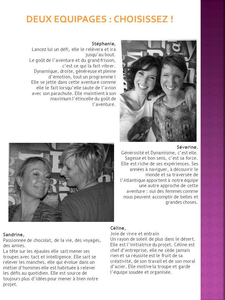 Sandrine, Passionnée de chocolat, de la vie, des voyages, des amies.