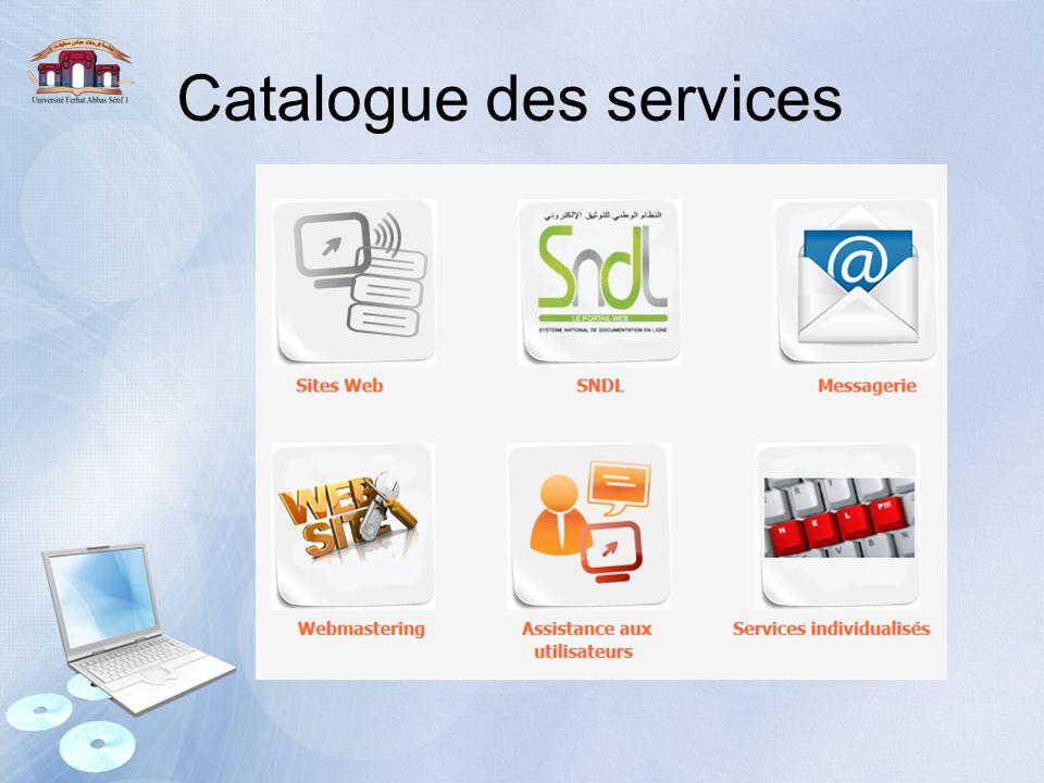 Sites Web: Nouvelle version du portail principal