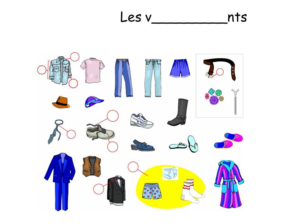 Les v_________nts