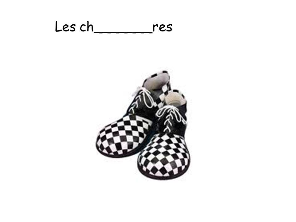 Les ch_______res