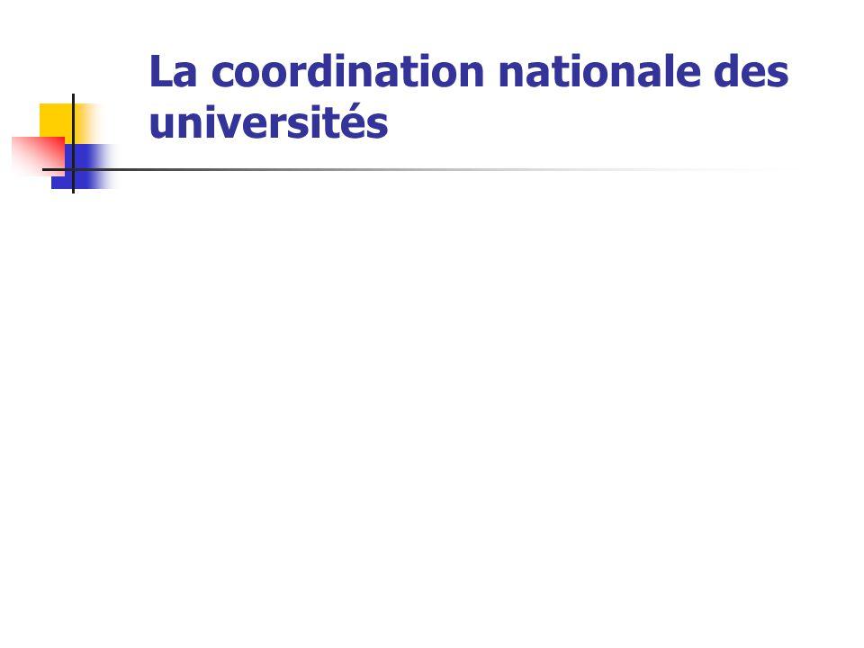 Collectif pour la défense de l Université (à l'initiative de Paris II) À une très large majorité, il a été décidé : - de demander la réunion d états généraux de l enseignement supérieur et de la recherche, pour qu enfin une véritable concertation ait lieu.