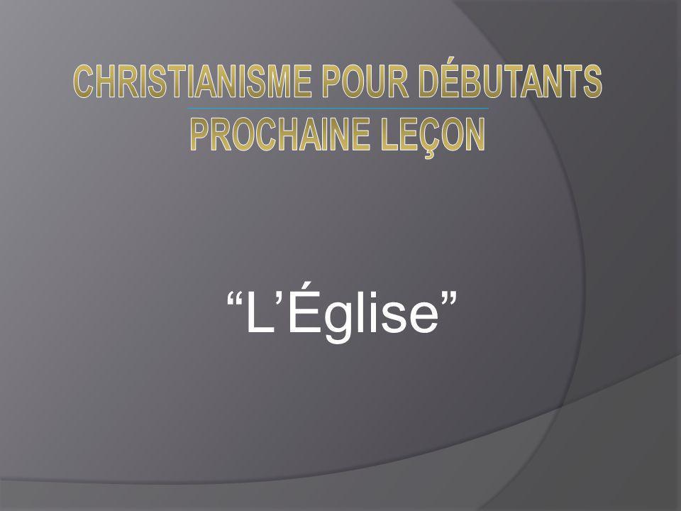 """""""L'Église"""""""