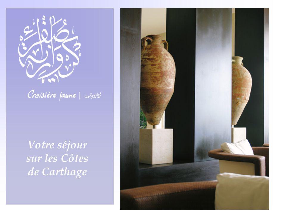 Situation Hammamet, la ville du jasmin est située à seulement 60 km de l aéroport de Tunis-Carthage.